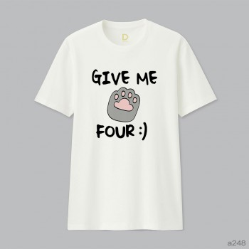 Give me four