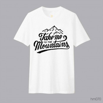 Take me to the moutain