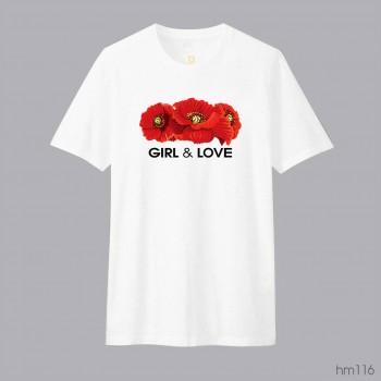 Girl & Love Poppy