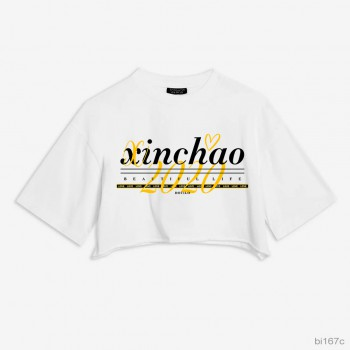 Xinchao DOTILO Croptop