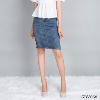 JEANS SKIRT A