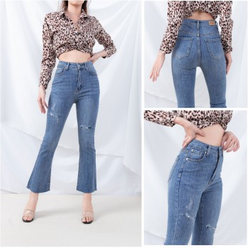 JEANS ỐNG BASS