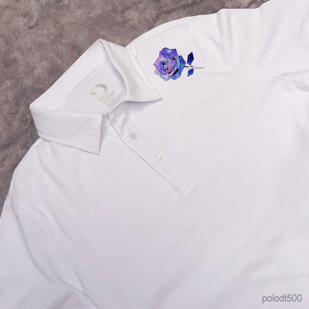 Galaxy Rose Polo