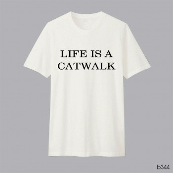 Life is a catwalk