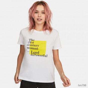 The 21st century woman