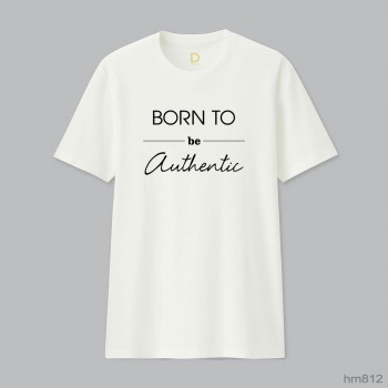Born to authentic