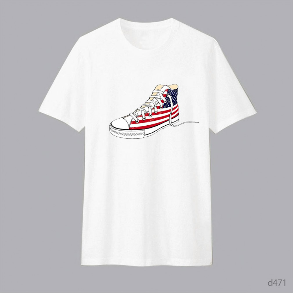 USA shoe