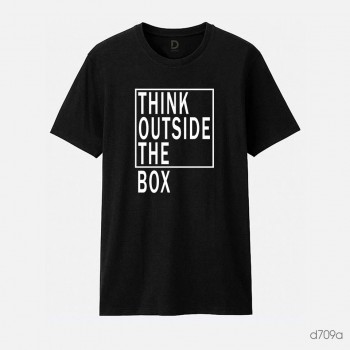 THINK OUTSITE THE BOX