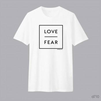 LOVE FEAR