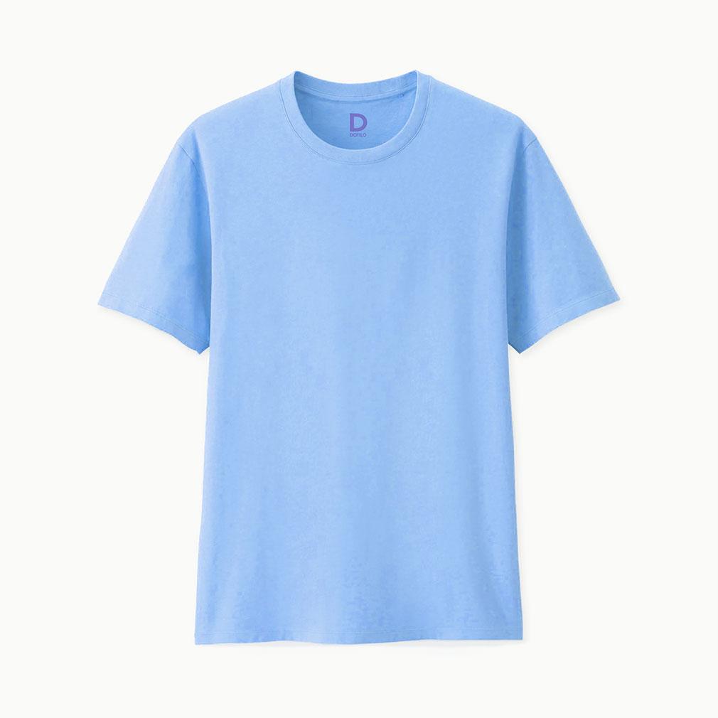 Unisex Basic T-shirt - Cyan