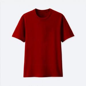 Unisex Basic T-shirt - Đỏ đô