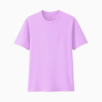 Unisex Basic T-shirt - Tím
