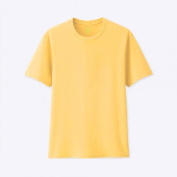 Unisex Basic T-shirt - Yellow