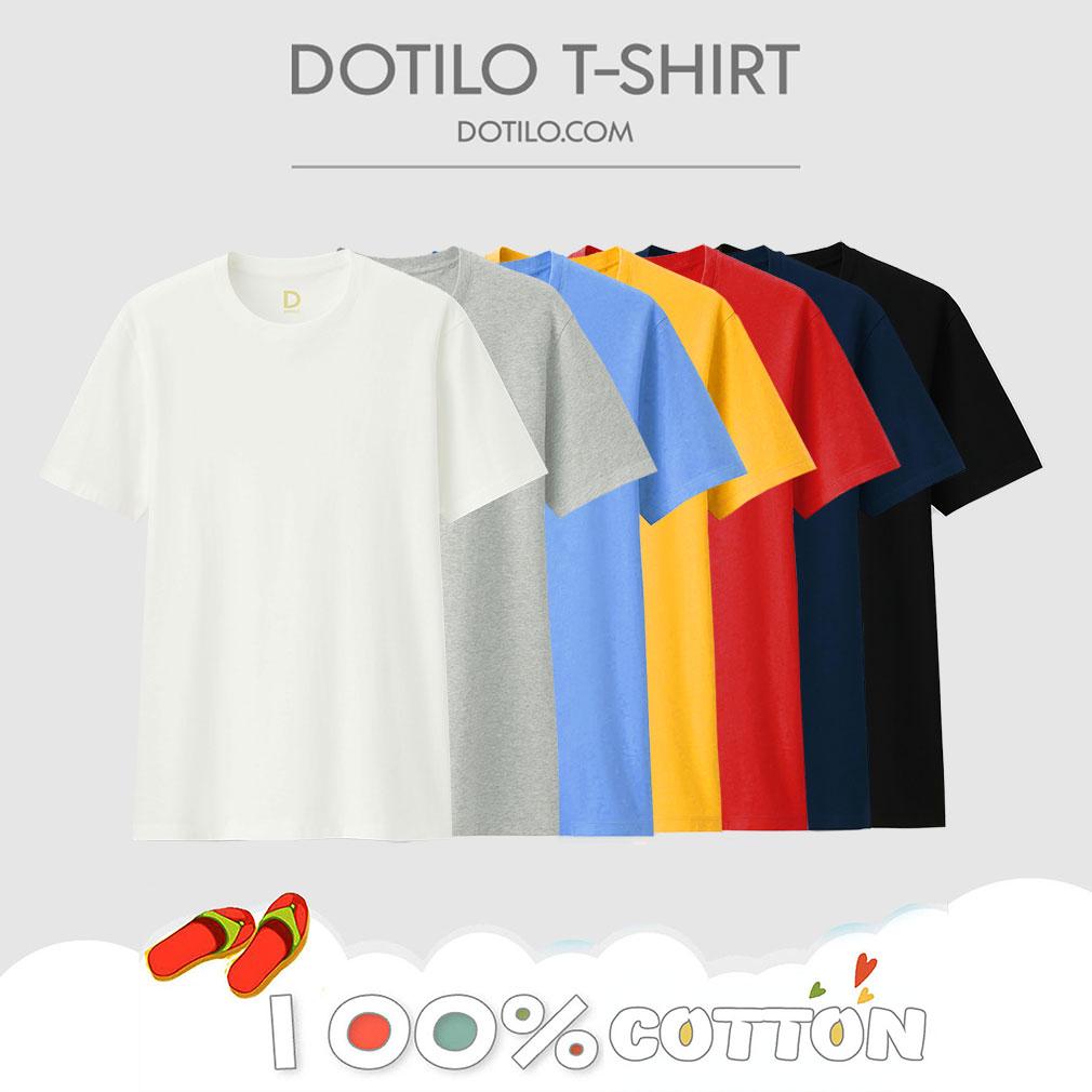 Dotilo print t-shirts